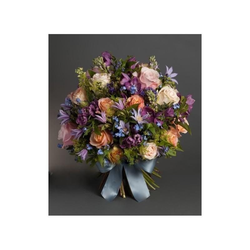 Bouquet Luxury -Non ti scordar di Me