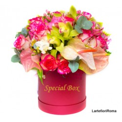 Box bouquet special