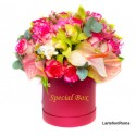 Large box special bouquet