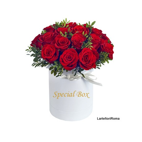 Special Box Rose