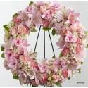 Crown media rose pink