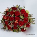 San Valentino12 - Red-Red bouquet.