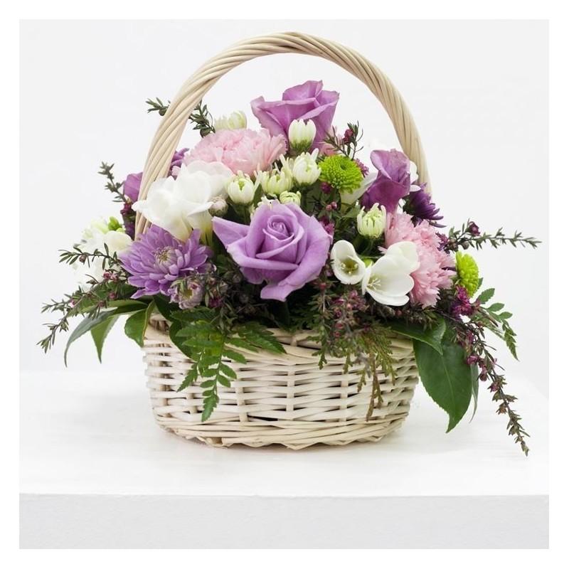 Préférence fiori in cesto JE49