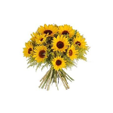 Bouquet di Girasoli