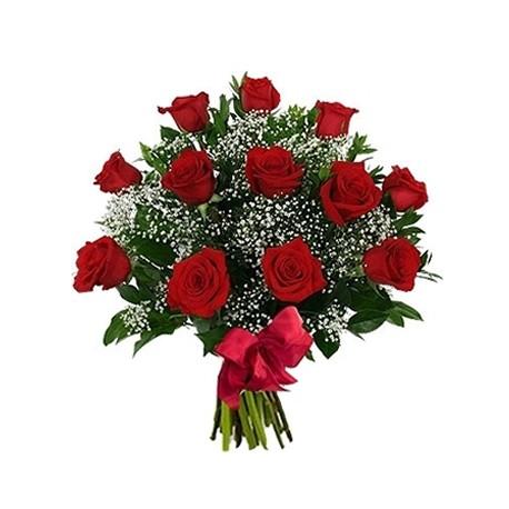 Amato Mazzo di rose rosse per laurea, FX28