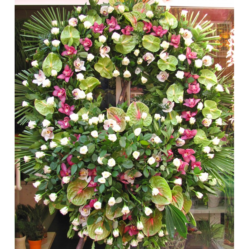 Great Crown of flowers