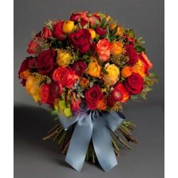 Bouquet Luxury caldo abbraccio