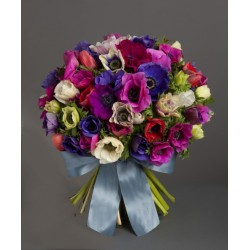 Bouquet Luxury Mix of anemones