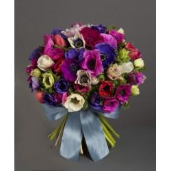 Bouquet Luxury Mix of anemones