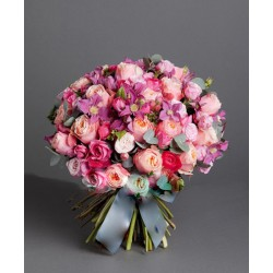Bouquet Luxury Pink special