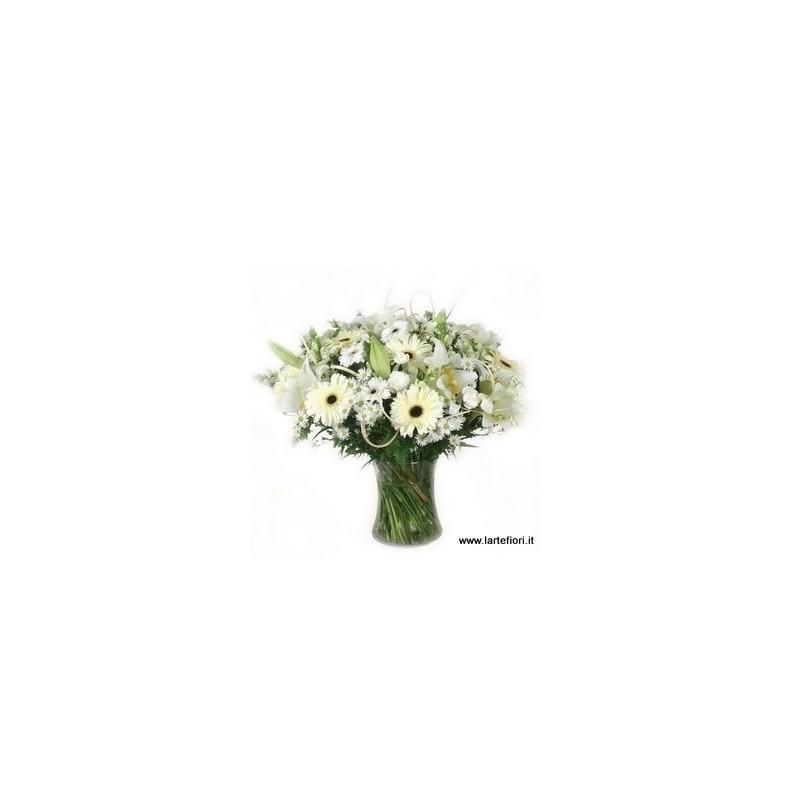 Beautiful Combination of White flowers