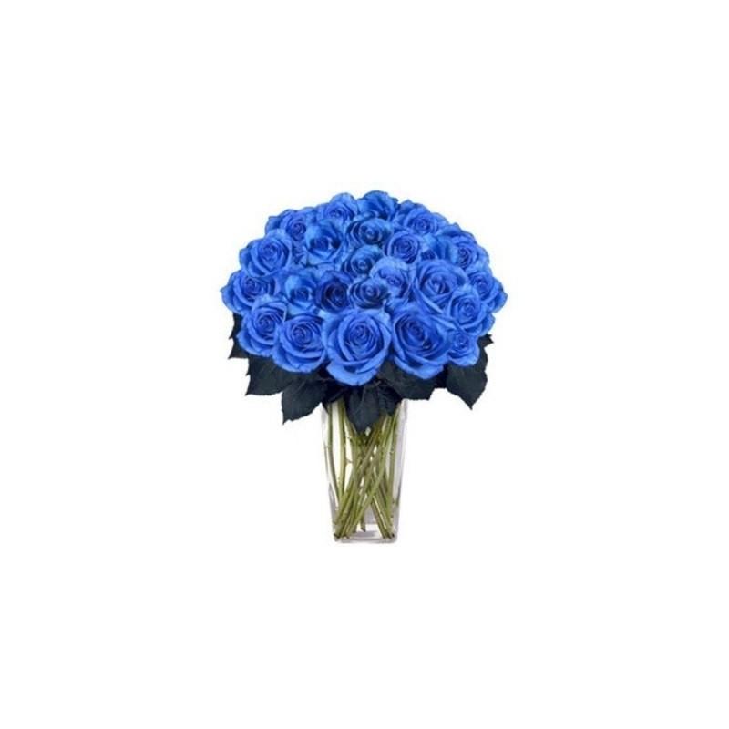 Bouquet Large Blue