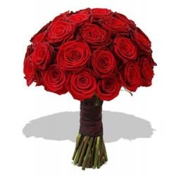San Valentino12 - Gran Bouquet rosso s.Valentino