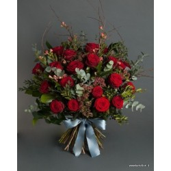 Bouquet of Luxury Red Naomi deluxe