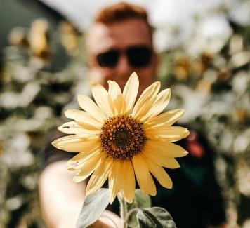 Quali fiori regalare ad un uomo
